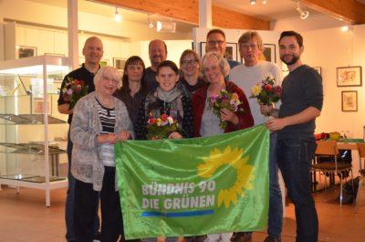Ortsverband Hiltrup Gründungsversammlung Gruppenfoto Presse 300dpi