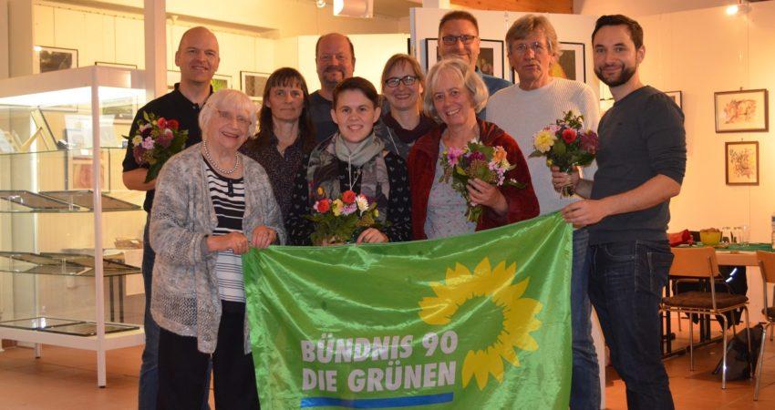 Gründungsversammlung Ortsverband Grüne Hiltrup